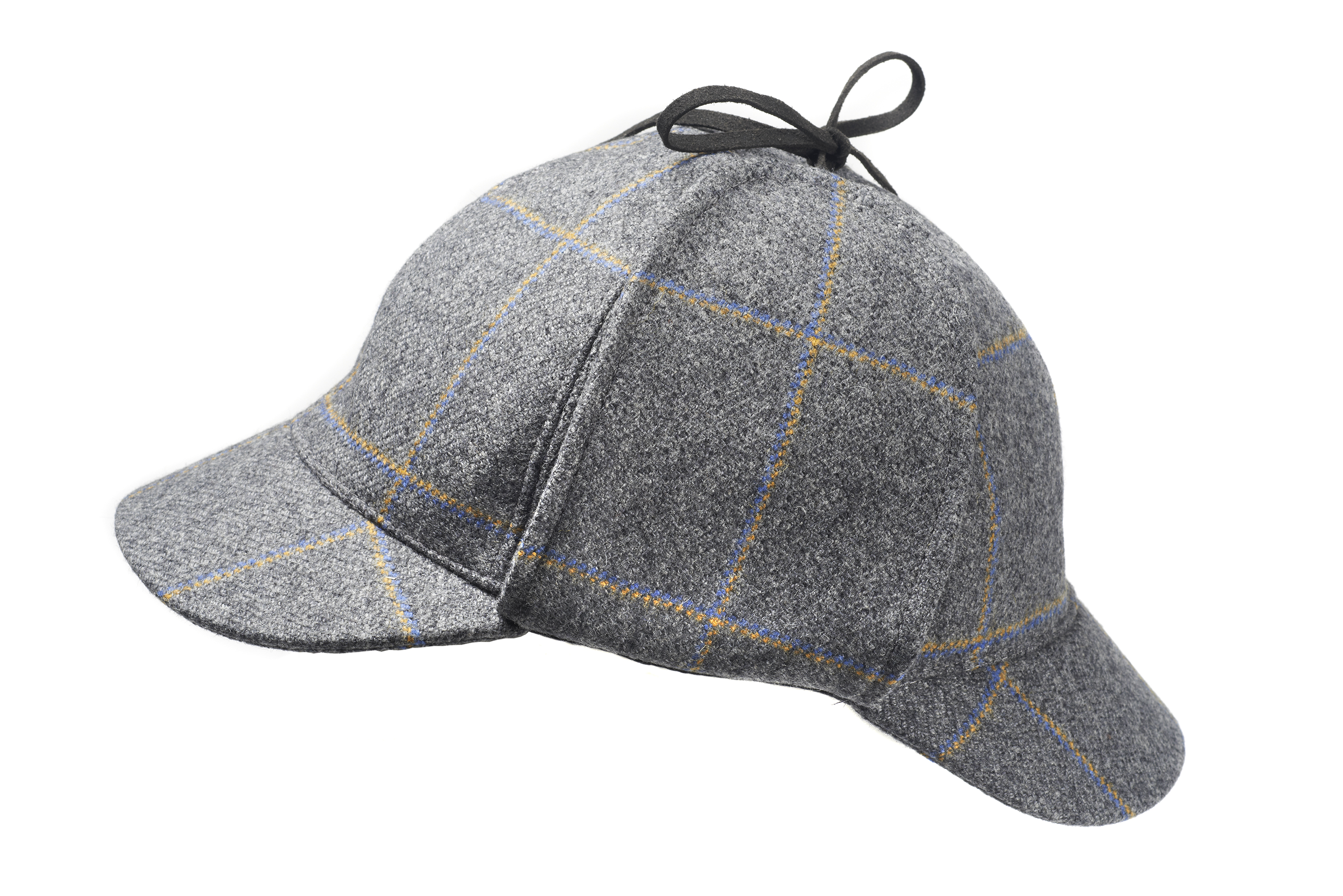 316d34579b6 Tweed hats made for Museum of London from Tweed woven at Lovett Mill