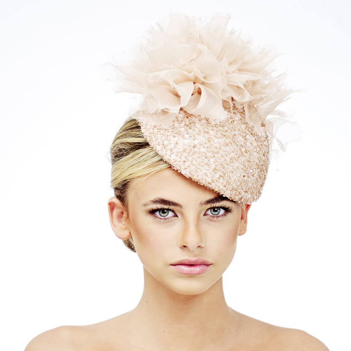 Wedding Hats from Rosie Olivia Millinery on Hello! Bridal online and the  Ultimate Lifestylist! f5deea6ebfd