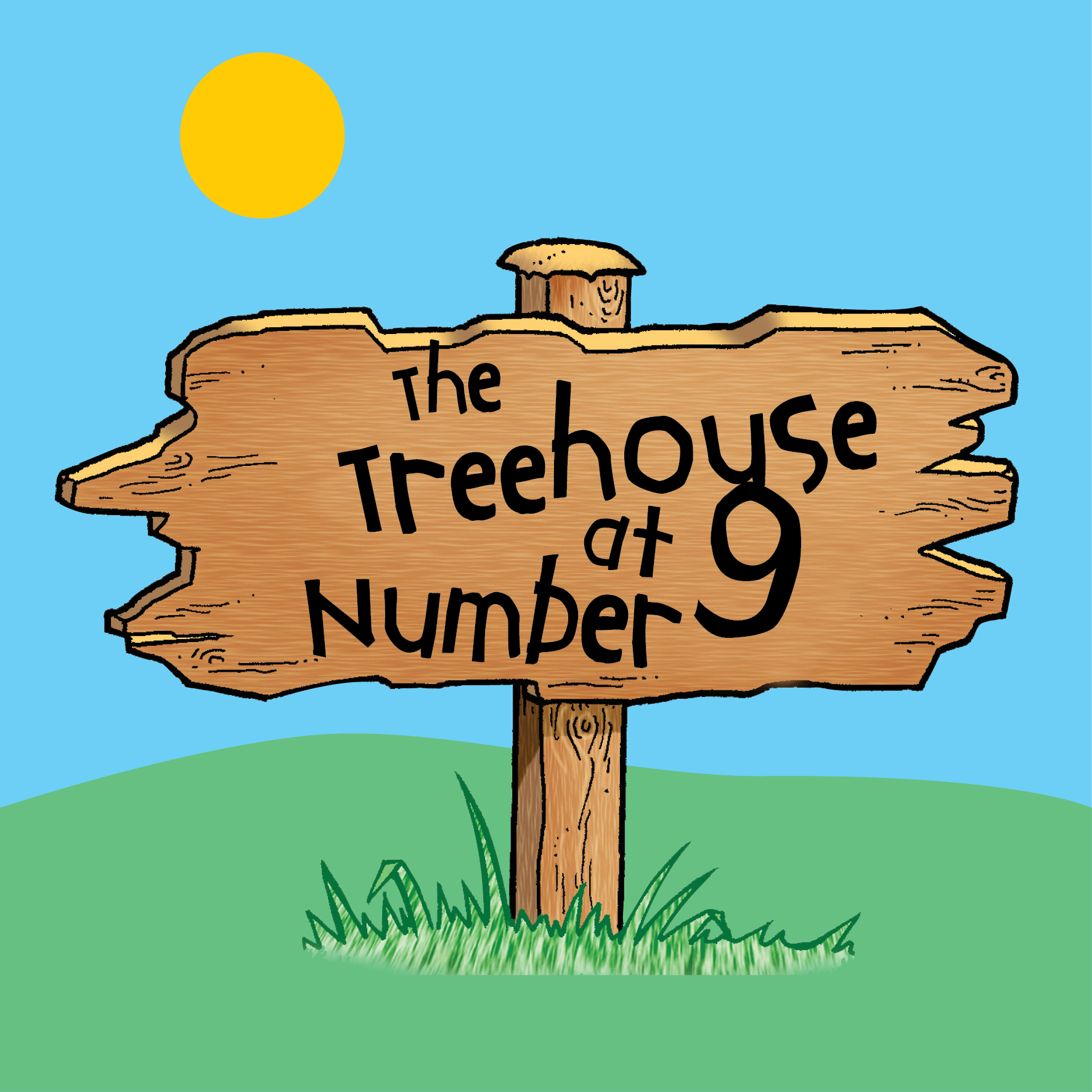 The Treehouse At Number 9