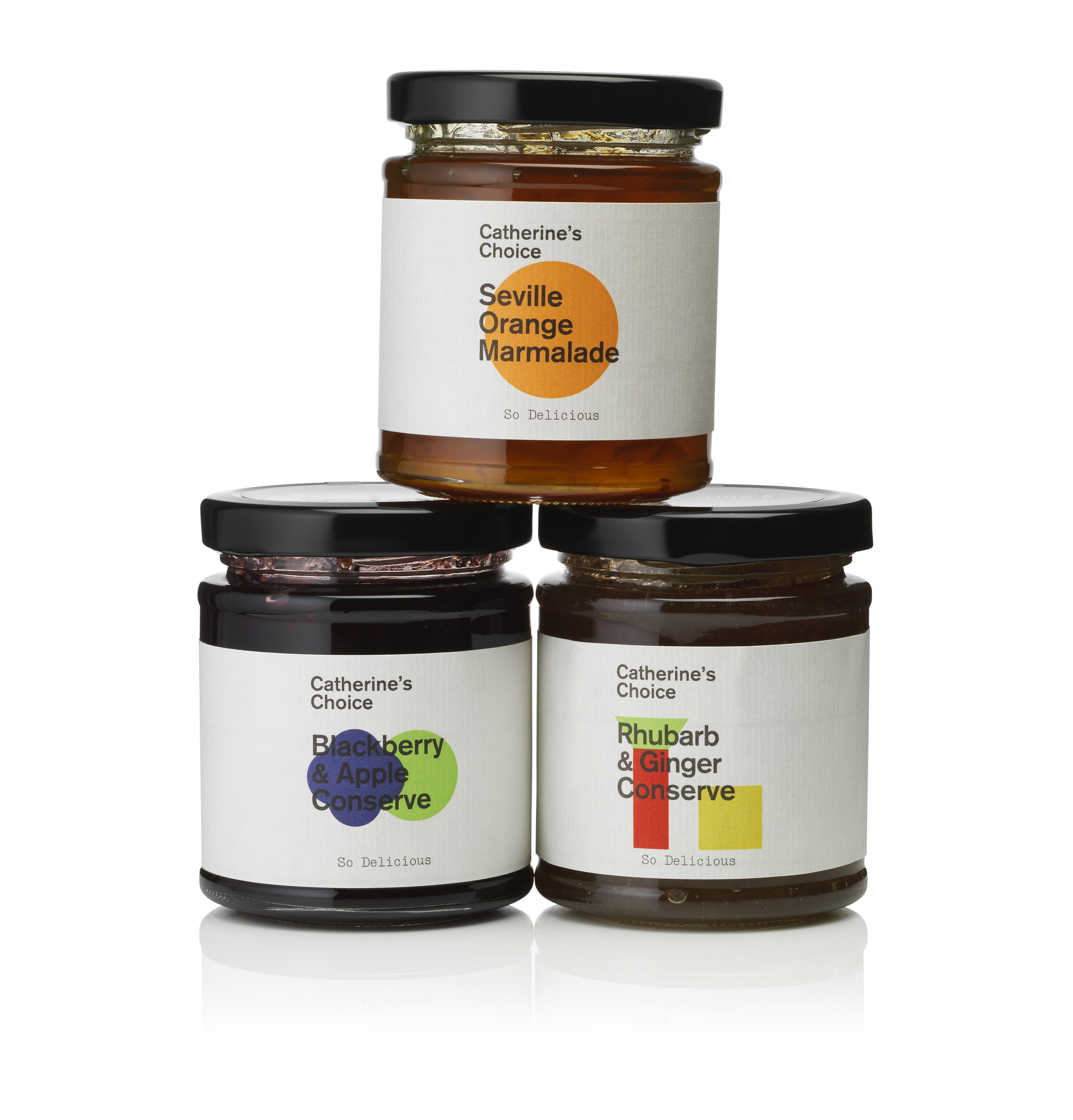 Chutney Collection, £3.50 each, www.nrmshop.co.uk 2