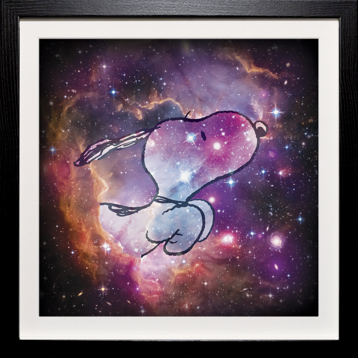 Reach for the Stars Print, www.artyougrewupwith.com £95