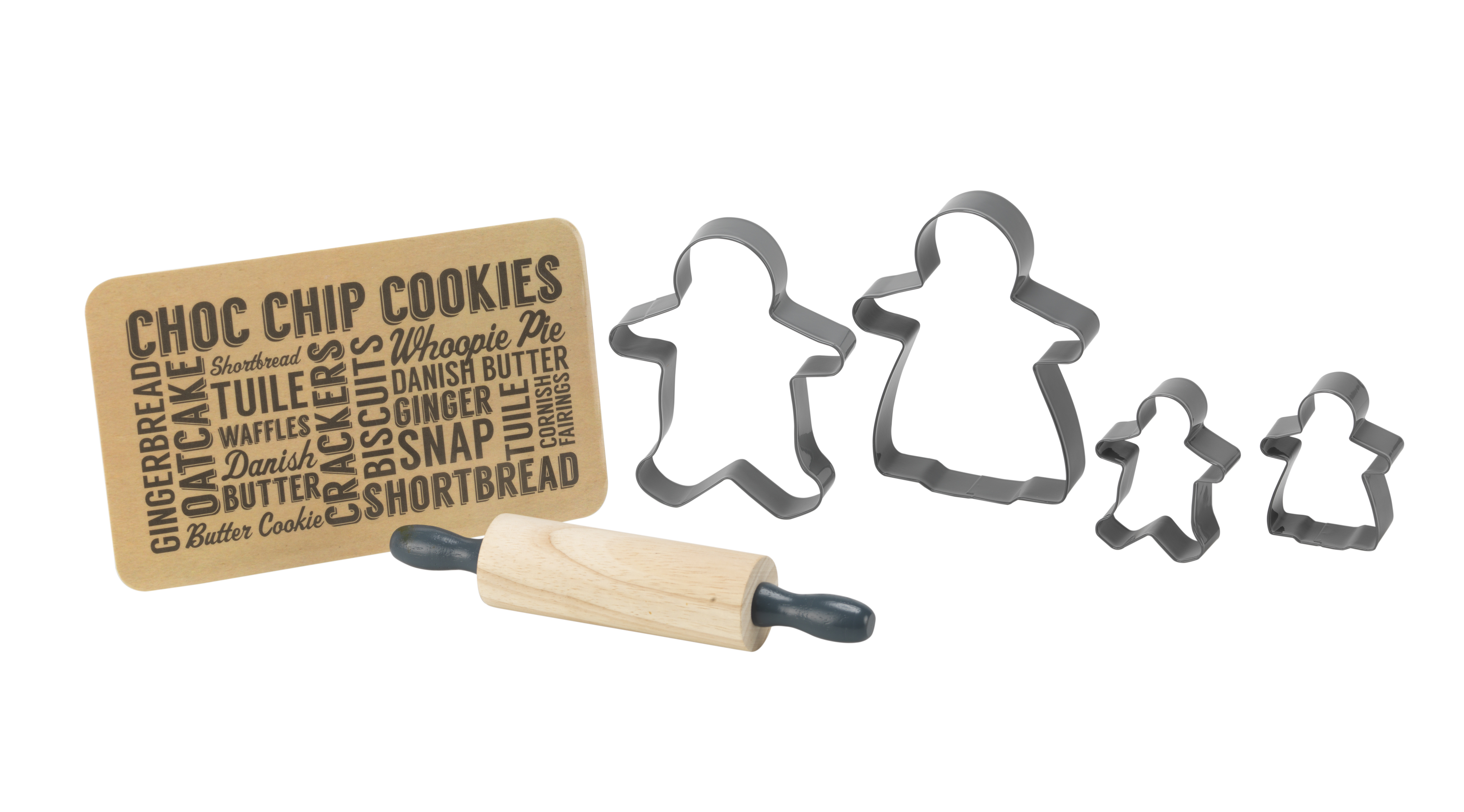 GIngerbread Family Making Set 2, IWM Shop