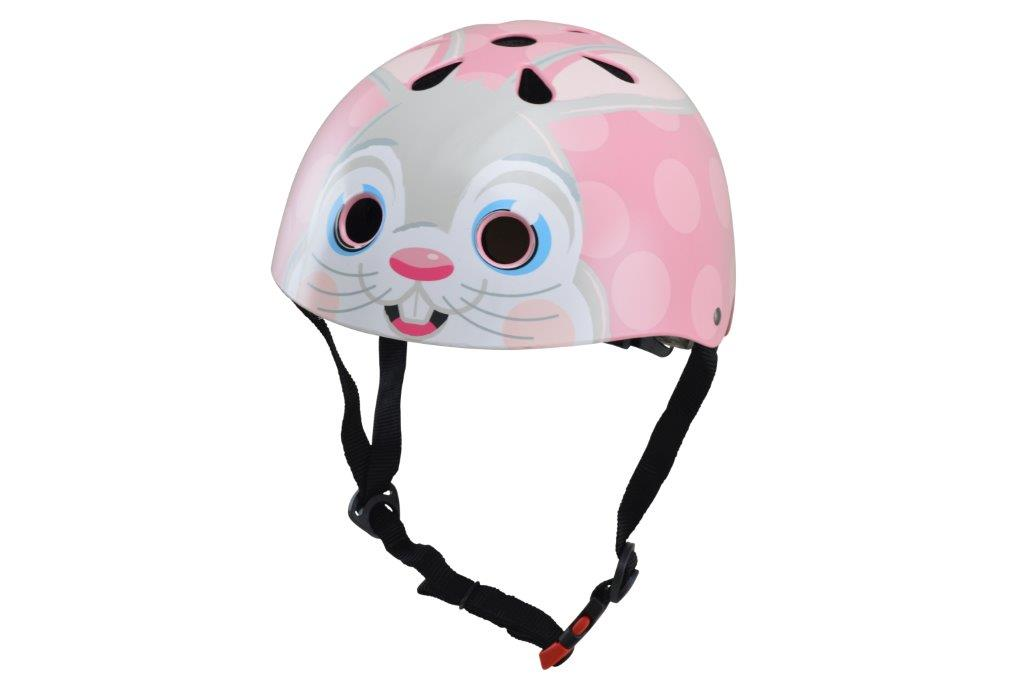 Kiddimoto Bunny Helmet £26.99 www.kiddimoto.co.uk