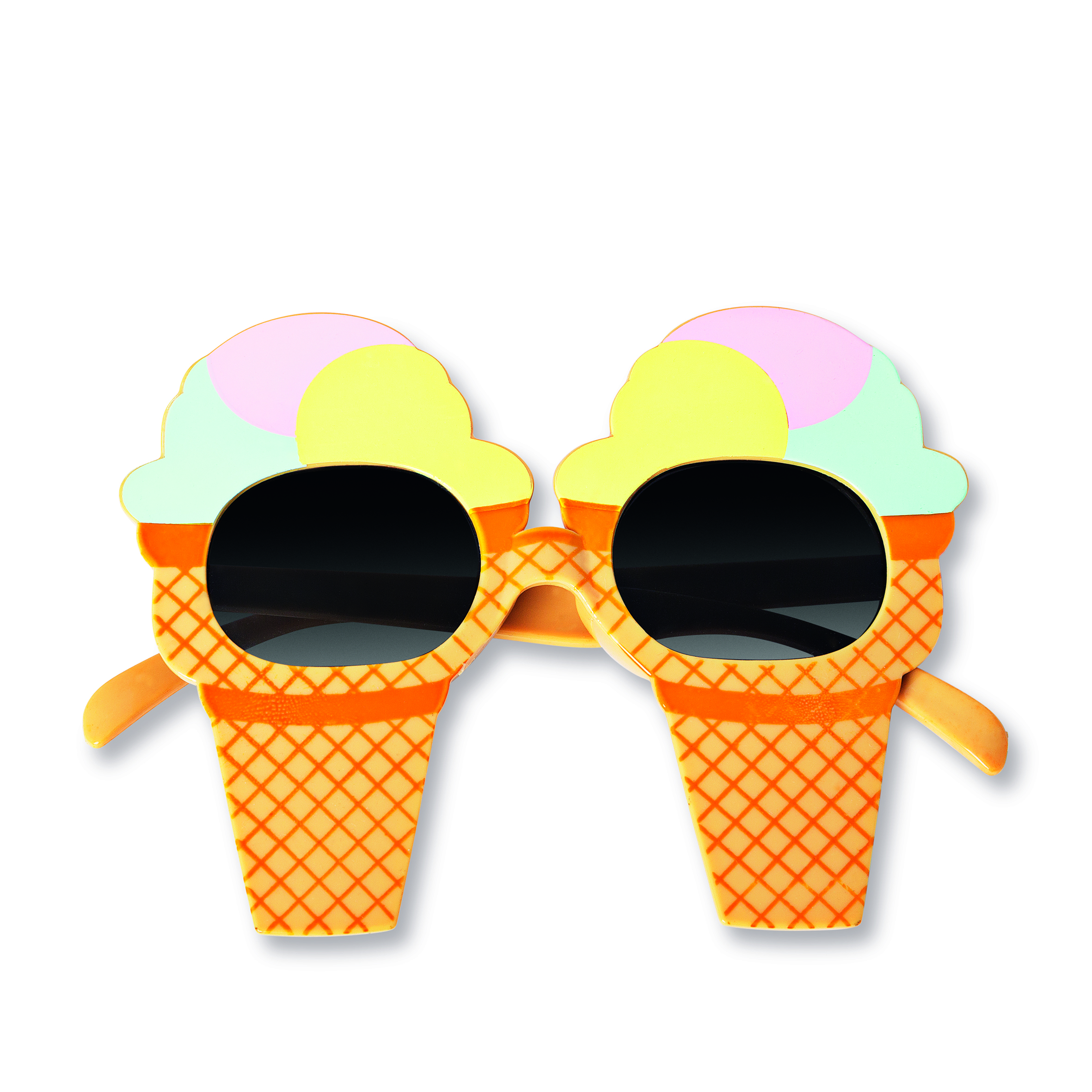 Ice Cream Party Glasses,£3,TIGER STORES 1202626 (3)